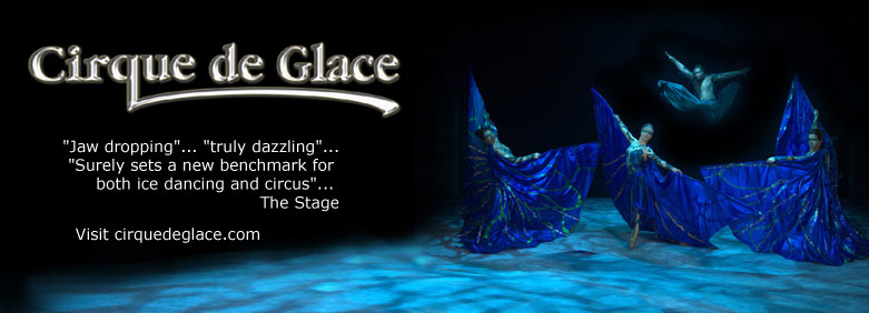 Visit the Cirque de Glace website